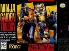 Ninja Gaiden Trilogy Super Nintendo Prices