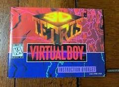 3D Tetris - Instructions | 3D Tetris Virtual Boy