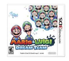 Mario and Luigi: Dream Team Nintendo 3DS Prices