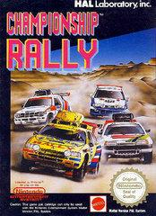 Championship Rally PAL NES Prices