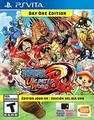 One Piece: Unlimited World Red [Day One] | Playstation Vita