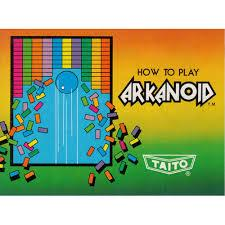 Arkanoid - Instructions | Arkanoid [5 Screw] NES
