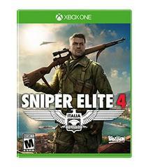 Sniper Elite 4 Xbox One Prices