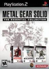 Metal Gear Solid Essential Collection Playstation 2 Prices