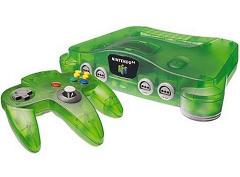 Funtastic Jungle Green Nintendo 64 System Nintendo 64 Prices