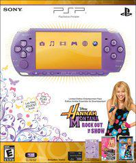 PSP 3000 Limited Edition Hanna Montana Version [Purple] PSP Prices