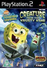 SpongeBob SquarePants Creature from Krusty Krab PAL Playstation 2 Prices