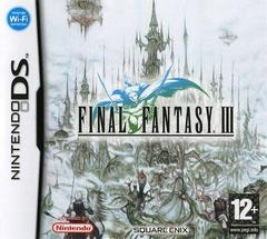 Final Fantasy III PAL Nintendo DS Prices