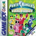 Power Rangers Time Force | PAL GameBoy Color