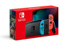 Nintendo Switch with Blue and Red Joy-con [Version 2] Nintendo Switch Prices