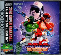 2020 Super Baseball Neo Geo CD Prices