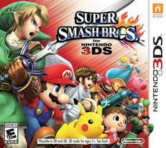 Super Smash Bros for Nintendo 3DS Nintendo 3DS Prices