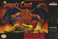Demon's Crest Super Nintendo Prices
