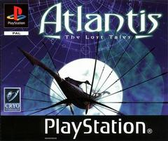 Atlantis The Lost Tales PAL Playstation Prices