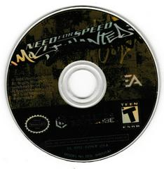 Game Disc | Need for Speed Most Wanted Gamecube