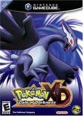 Pokemon XD: Gale of Darkness Cover Art