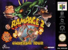 Rampage 2 Universal Tour PAL Nintendo 64 Prices