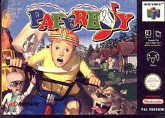 Paperboy PAL Nintendo 64 Prices