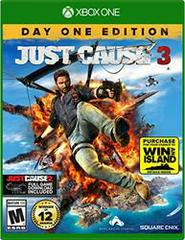 Just Cause 3 Xbox One Prices