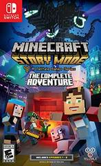 Minecraft: Story Mode Complete Adventure Nintendo Switch Prices