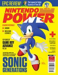 [Volume 268] Sonic Generations Nintendo Power Prices