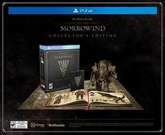Elder Scrolls Online: Morrowind [Collector's Edition] Playstation 4 Prices