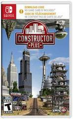 Constructor Plus Nintendo Switch Prices
