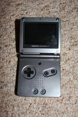 Console | Black Gameboy Advance SP [AGS-101] GameBoy Advance