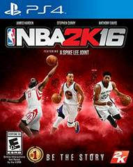 NBA 2K16 Playstation 4 Prices