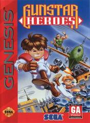 Gunstar Heroes Sega Genesis Prices