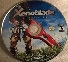 Game Disc | Xenoblade Chronicles Wii