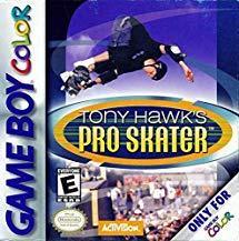 Tony Hawk GameBoy Color Prices