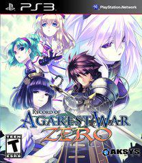 Record of Agarest War Zero Playstation 3 Prices