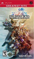 Final Fantasy Tactics War of the Lions PSP Prices