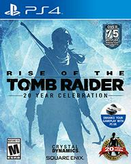 Rise of the Tomb Raider [20th Anniversary Celebration] Playstation 4 Prices
