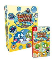 Bubble Bobble 4 Friends [Collector's Edition] PAL Nintendo Switch Prices
