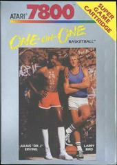 Julius Erving vs. Larry Bird One-on-One Basketball Atari 7800 Prices