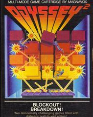 Blockout!/Breakdown! Magnavox Odyssey 2 Prices