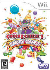 Chuck E Cheese's Party Games Wii Prices