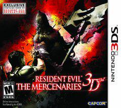 Resident Evil: The Mercenaries 3D Nintendo 3DS Prices
