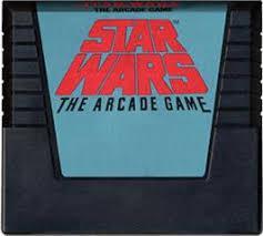 Star Wars - Cartridge | Star Wars: The Arcade Game Atari 5200
