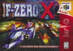 F-Zero X Nintendo 64 Prices