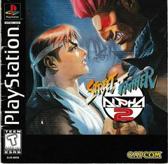 Street Fighter Alpha 2 Prices Playstation Compare Loose Cib