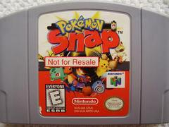 Pokemon Snap [Not for Resale] Nintendo 64 Prices