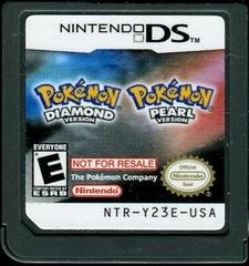 Pokemon [Not for Resale Diamond & Pearl] Nintendo DS Prices