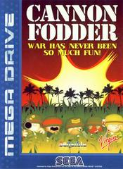 Cannon Fodder PAL Sega Mega Drive Prices