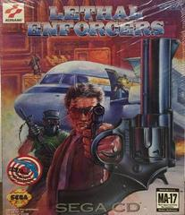 Lethal Enforcers [Gun Bundle] Sega CD Prices