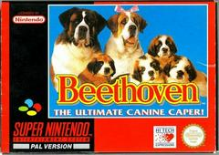 Beethoven PAL Super Nintendo Prices