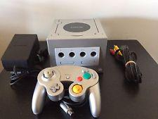 Platinum Gamecube System photo