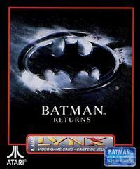 Batman Returns Atari Lynx Prices
